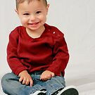 Kyle in His First Converse by abfabphoto