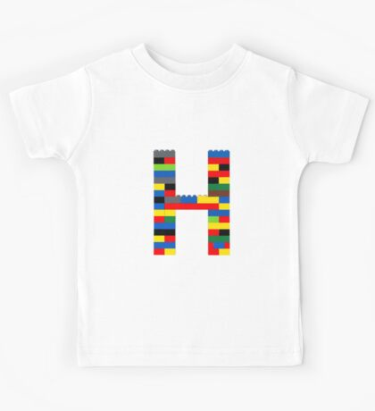 H t-shirt Kids Tee