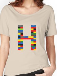 H Women's Relaxed Fit T-Shirt