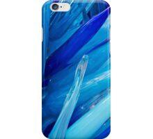 Ice Blue Glass iPhone Case/Skin