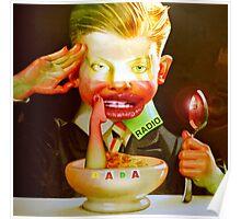 Radio Dada. Poster