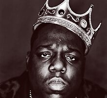 Notorious B.I.G. by brianwissing