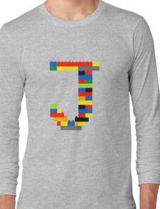 J t-shirt Long Sleeve T-Shirt