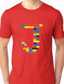 J t-shirt Unisex T-Shirt