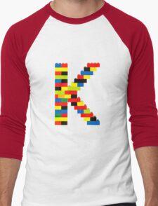 K Men's Baseball ¾ T-Shirt