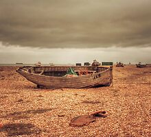 Boats Everywhere by Dave Godden