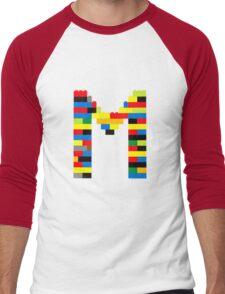M t-shirt Men's Baseball ¾ T-Shirt
