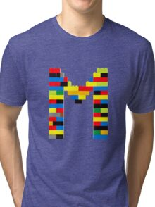 M t-shirt Tri-blend T-Shirt