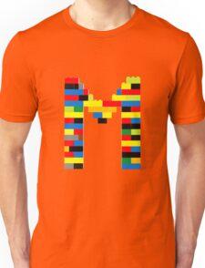 M t-shirt Unisex T-Shirt
