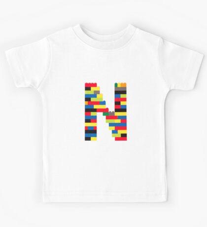 N t-shirt Kids Tee