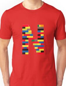 N t-shirt Unisex T-Shirt