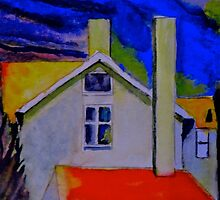 Country House by Kathleen   Sartoris