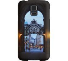 Welcome to Vienna Samsung Galaxy Case/Skin
