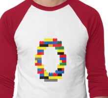 O t-shirt Men's Baseball ¾ T-Shirt