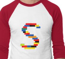 S t-shirt Men's Baseball ¾ T-Shirt