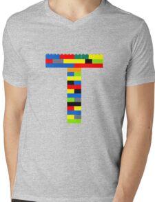 T t-shirt Mens V-Neck T-Shirt