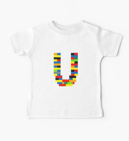 U t-shirt Baby Tee