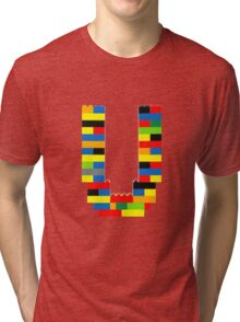 U t-shirt Tri-blend T-Shirt