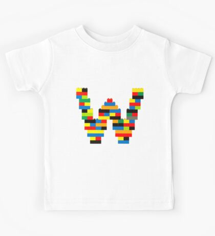 W t-shirt Kids Tee