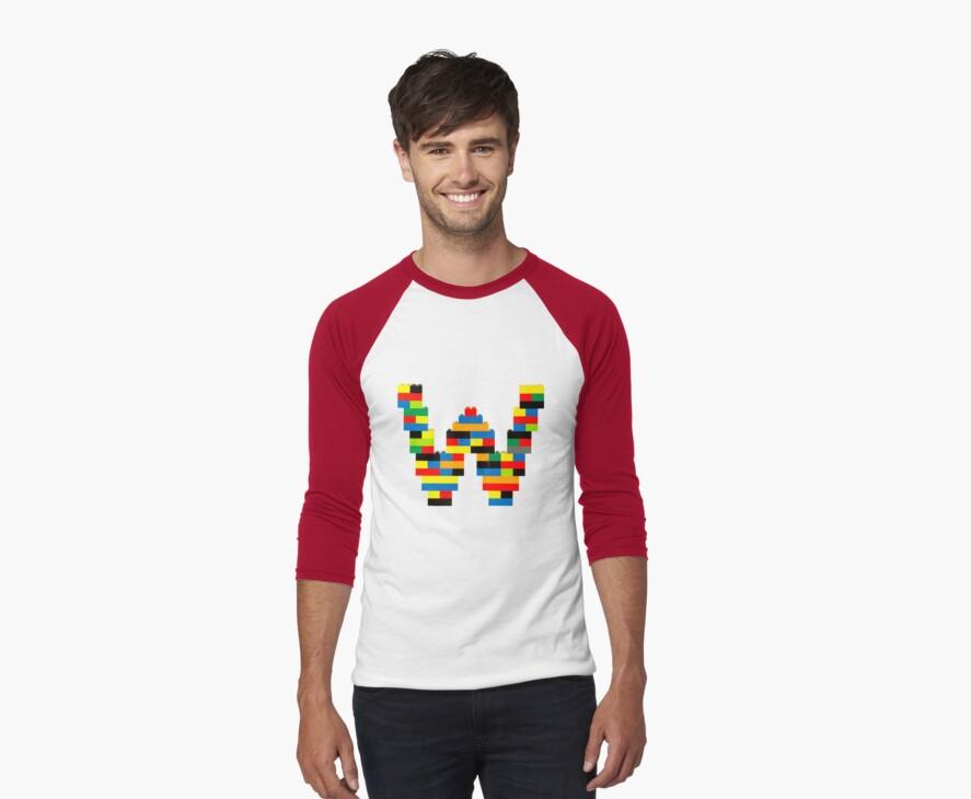 W t-shirt by Addison
