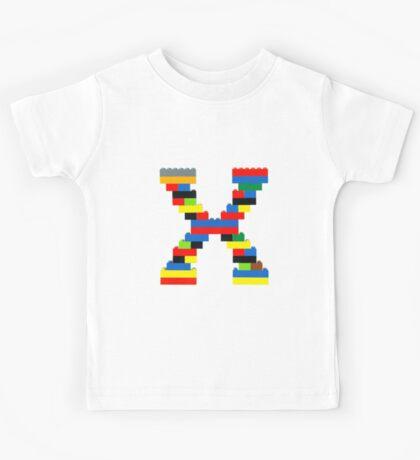 X t-shirt Kids Tee