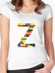 Z Women's Fitted Scoop T-Shirt