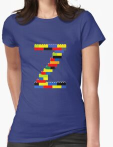Z Womens Fitted T-Shirt