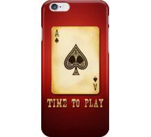 As Spade iPhone Case/Skin