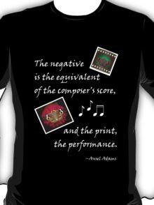 Photographer's Performance T-Shirt