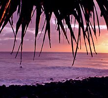 Lennox Head sunrise by Alex Marks