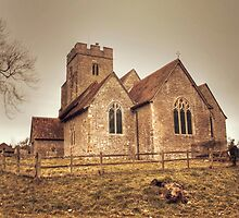 St Mary The Virgin Stone-In-Oxney  by Dave Godden