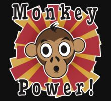 Monkey Power by talmore