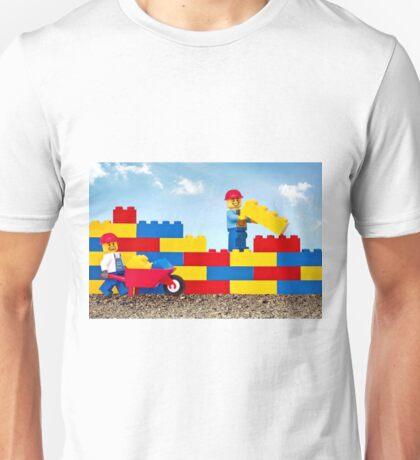 Build it Higher Unisex T-Shirt