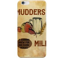 Mudders Milk iPhone Case/Skin
