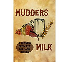 Mudders Milk Photographic Print