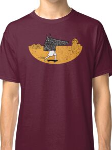 Anubis Fanboy on a Skateboard Classic T-Shirt