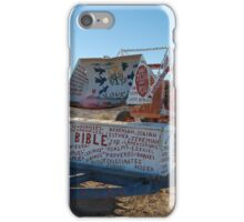godly bucket truck iPhone Case/Skin
