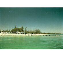 Summer Days WA Photographic Print