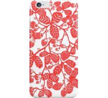 Strawberry Vine iPhone Case/Skin