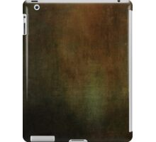 A Gap in the Past iPad Case/Skin