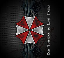 Umbrella Corporation Logo by ThreeBoys