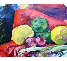 Colorful Vegetables Photographic Print