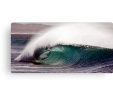 empty wave Canvas Print
