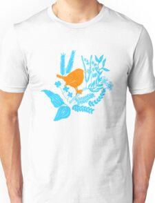 Wren in the Undergrowth Unisex T-Shirt