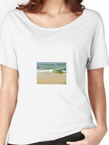 Wirly Waves Women's Relaxed Fit T-Shirt