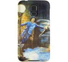 Singin' in the Rain Samsung Galaxy Case/Skin