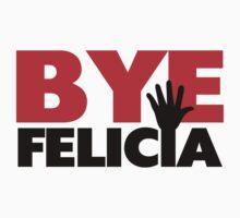 Bye Felicia Hand Wave by FireFoxxy