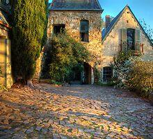 Montsalvat by Peter Hammer