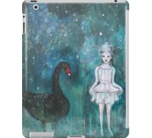 Black Swan, Guide Me To Morning iPad Case/Skin