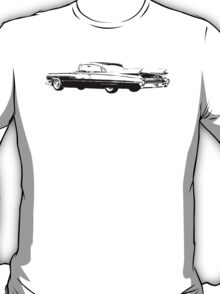 1959 Cadillac Prestige Coupe T-Shirt